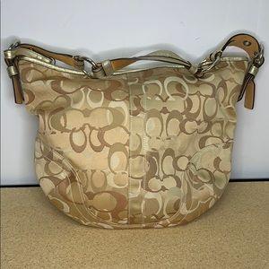 Genuine Coach Handbag Purse